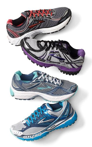 Brooks core shoes