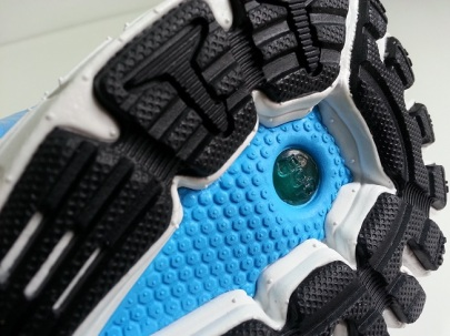 Glycerin 11 comes with full length DNA technology, from heel to toe.